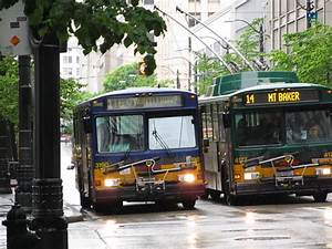 King County Metro 1997 Gillig Phantom 3190 And 2001 Trolle