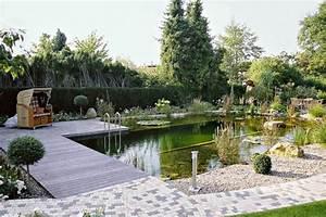 Schwimmteich Im Garten : alles ber schwimmteiche zuhause wohnen ~ Sanjose-hotels-ca.com Haus und Dekorationen