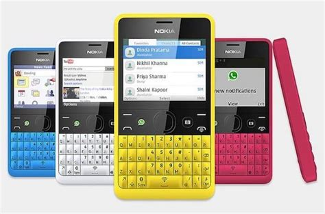whatsapp available for samsung and nokia asha phones neurogadget