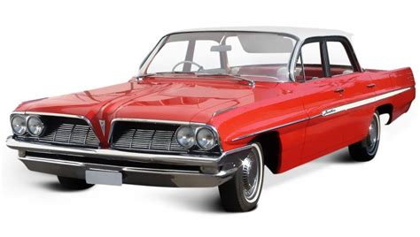 Pontiac Laurentian The First Classic Car To Sell Online In