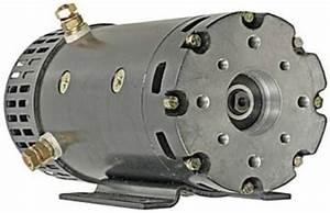 Motor For Jlg Scissor Lift 1532e2 1932e2  2032e2 2632e2