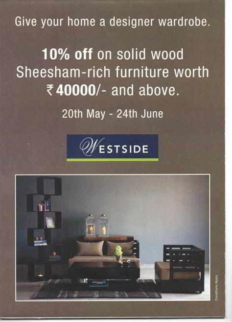 give  home  designer wardrobe offer  sheesham