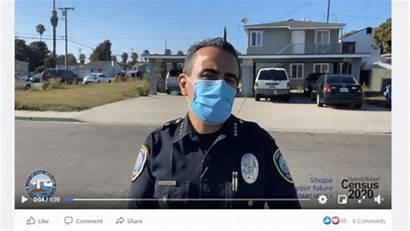 Hueneme Port Police Chief Salinas Andrew Ventura