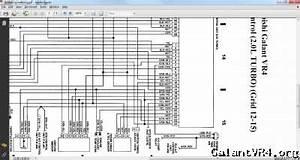 Mitsubishi Galant Vr4 Wiring Diagram