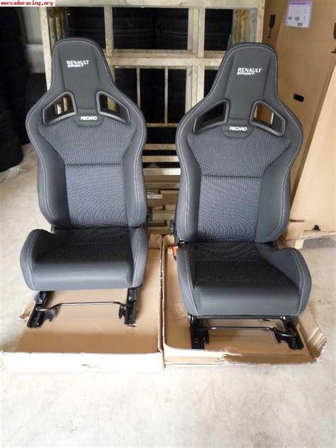 siege baquet renault sport recaro renault sport venta de equipación interna vehículo
