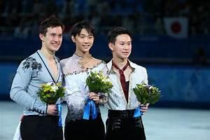 Yuzuru Hanyu of Japan Wins Men's Figure Skating Gold ...