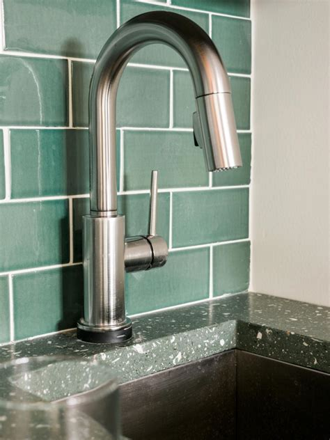 kitchen faucet trends the trends in faucets and finishes hgtv