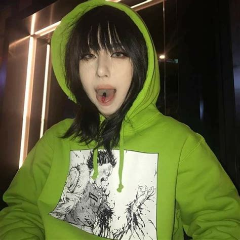 Tum Aesthetic Grunge Emo Goth Goth Girl Girl Girls Keshowazo