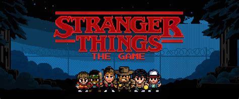 stranger  mobile game revels   arcade  cnet