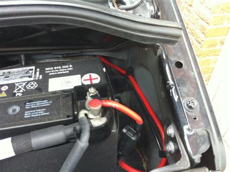 leisure battery how i did it vw t4 vw t5