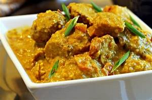 Foodista Low Fat, Diet Approved Indian Chicken Korma
