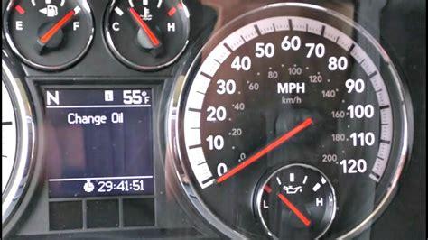 Reset Check Engine Light Dodge Ram 2500 by 2003 Dodge Durango Check Engine Light Flashes 10 Times