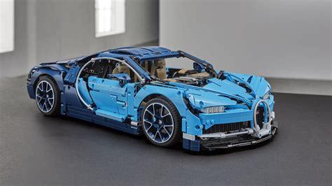 legos  bugatti chiron technic kit