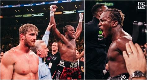 ksi  logan paul  full results  highlights main event ends  controversy