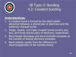 Topic 4 Ionic Bonding Covalent bonding - ppt download