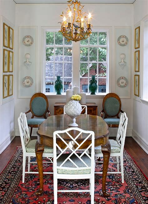 small dining rooms  save   space