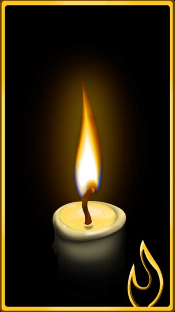 candle light app amazing candle light apk for android aptoide
