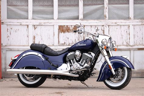 2014 Indian Chief Classic, Vintage And Chieftain