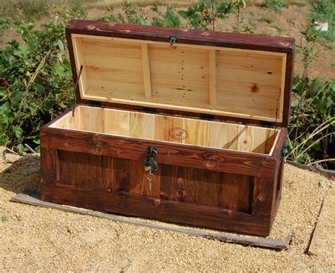 Rustic Trunk Coffee Table For Adding Natural