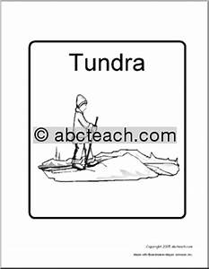 Tundra Biome Coloring Page Galleryhip Com The Hippest ...