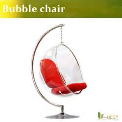 u best high quality hanging bubble chair acrylic swing