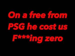Man United39s New Zlatan Ibrahimovic Song With Lyrics