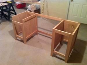 New, Office, Desk, Build, -, Woodworking, Talk
