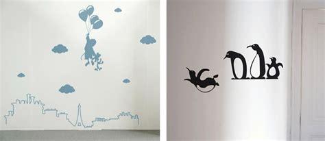 stickers muraux chambre bébé fille inspiration décoration chambre fille stickers