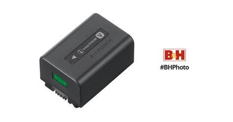sony np fv50a v series battery pack for handycam npfv50a b h