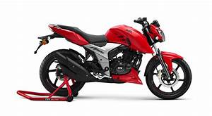 Tvs Launches New Apache Rtr 160 4v For Inr 81 490