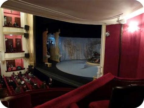 theatre porte martin le bourgeois gentilhomme th 233 226 tre de la porte st martin paperblog