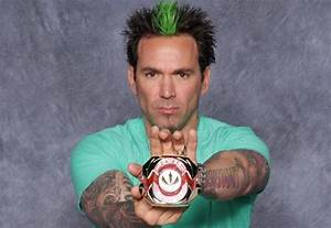 My Morphing Life starring the original Green Power Ranger ...