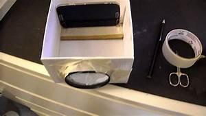 Handy Selber Bauen : diy smartphone beamer selber bauen geht ganz einfach handy projektor bauen youtube ~ Buech-reservation.com Haus und Dekorationen