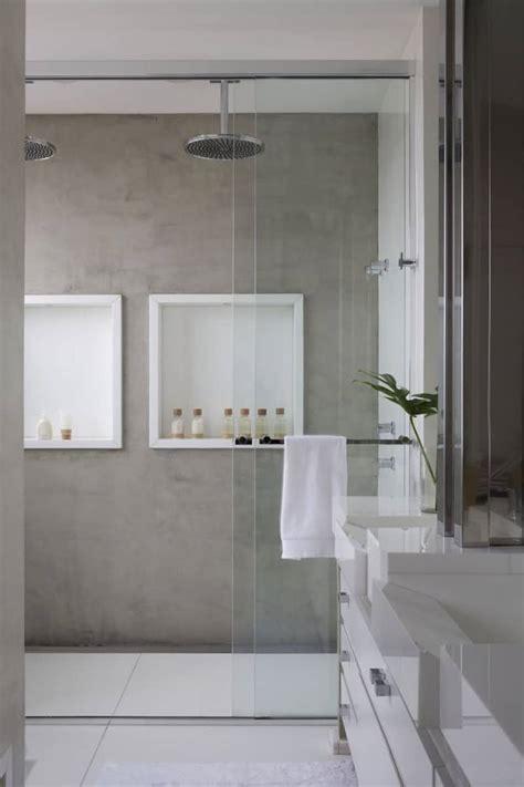 amazing bathroom designs  concrete