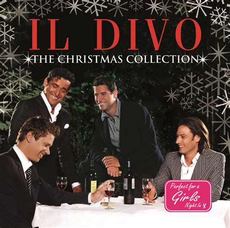 Il Divo Uk Il Divo The Collection Exclusively Released For