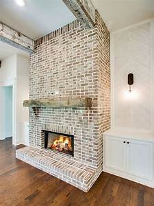 The, Best, Fireplace, Ideas, For, Farmhouse, 32