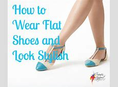 How to Wear Flat Shoes Inside Out Style