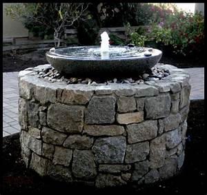 Brunnen Aus Stein Bauen : brunnen aus stein 28 einmalige designs ~ Whattoseeinmadrid.com Haus und Dekorationen
