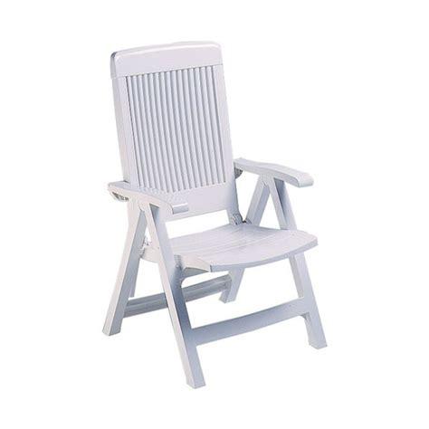 fauteuil multipositions fidji iii blanc 49556004