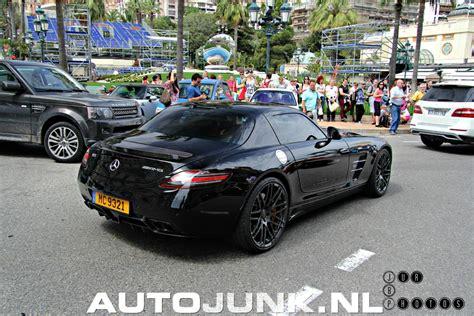Brabus Mercedes-benz Sls Amg 700 Biturbo Foto's » Autojunk