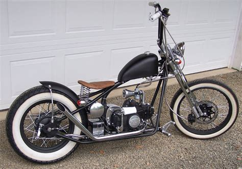 Bobber Motorcycle Kits
