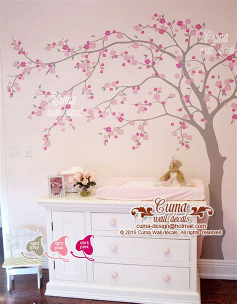 cherry blossom wall decal wall decals   wall decals