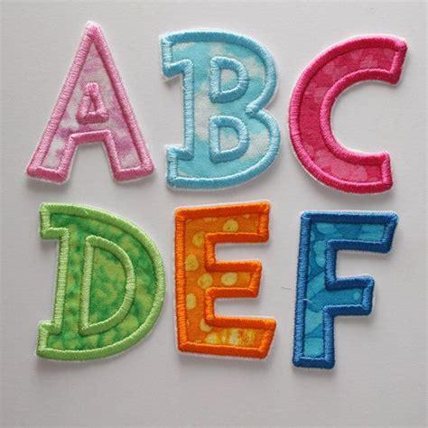 alphabet iron  letters colorful alphabet abc