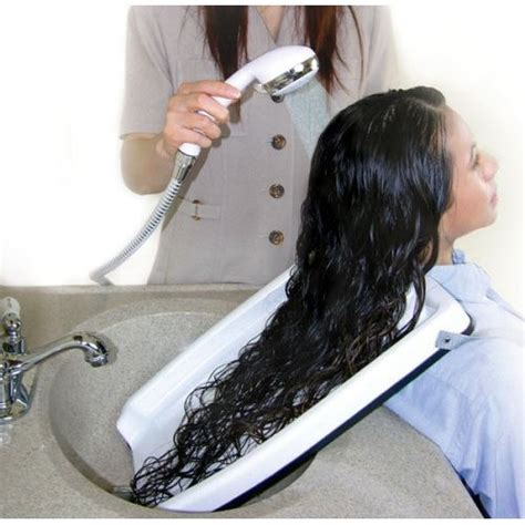Kitchen Sink Hair Wash by Portable Shoo Bowl For Kitchen Sink In 2018