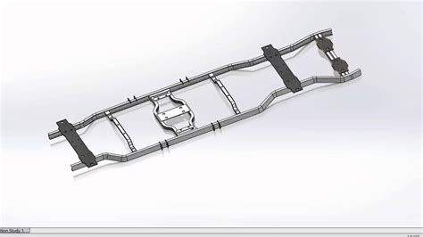 Truck Chassis Design Steps