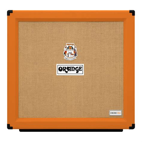 Orange Cabinet by Orange Crush Pro 4x12 Guitar Cabinet Swing City