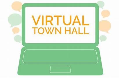 Townhall Virtual Meeting Hall Town Career Minor
