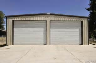 Residential Metal Garage Buildings