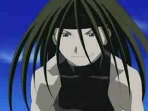 Fullmetal Alchemist Envy