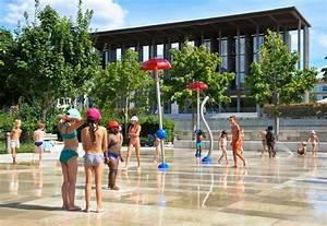 Jeux D Eau Jardin : des jeux d eau rafra chissants mairie de niort ~ Melissatoandfro.com Idées de Décoration